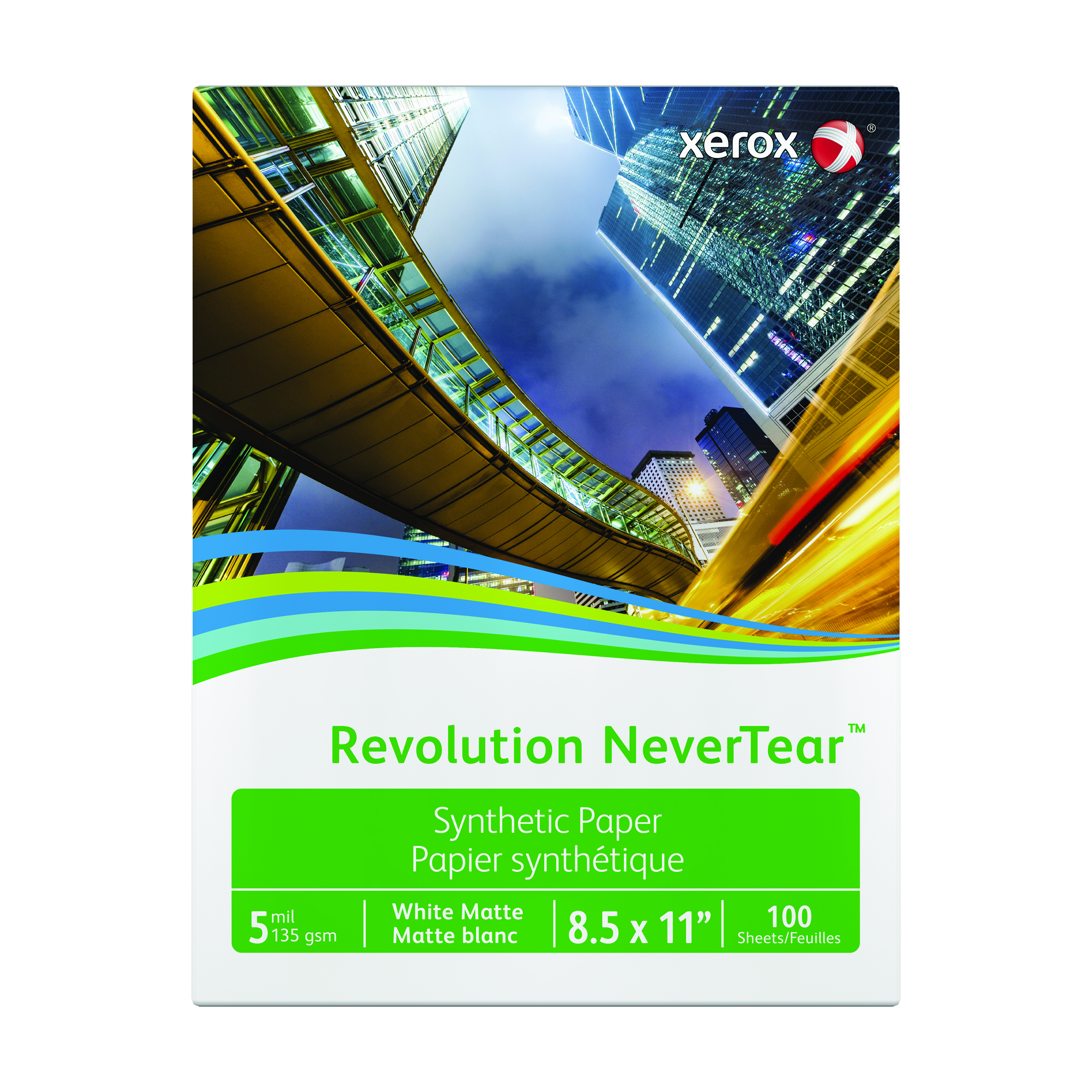 Xerox Revolution Product Shot