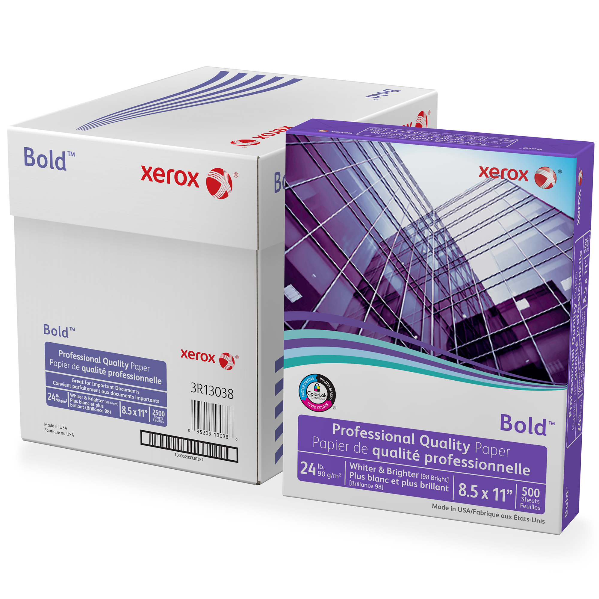 Xerox® Bold Professional™ Quality Paper Product Image