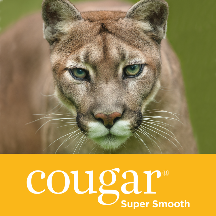 CSS98 Cougar Super Smooth Product Image