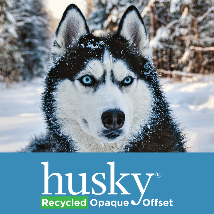 HROO94 Husky Recycled  Opaque Offset Product Image