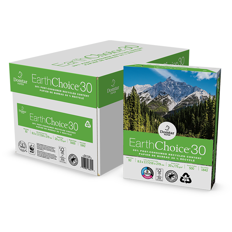 EarthChoice30 Recycled Office Paper Product Image