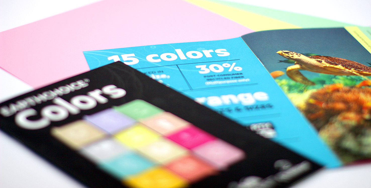 The Wow Factor: Color Paper Packs a Visual Punch