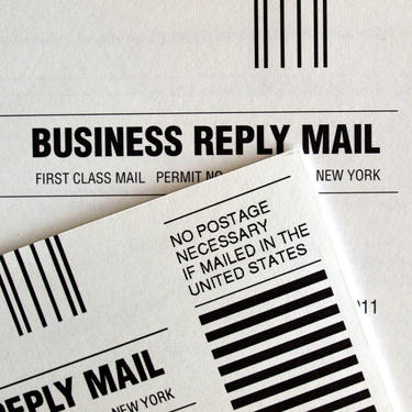 Domtar Reply Card Product Image