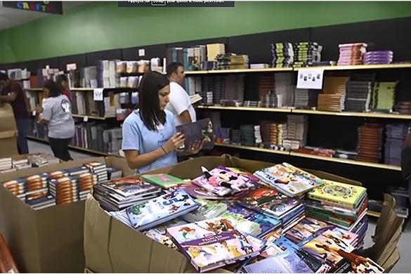 Free Book Distribution Domtar video