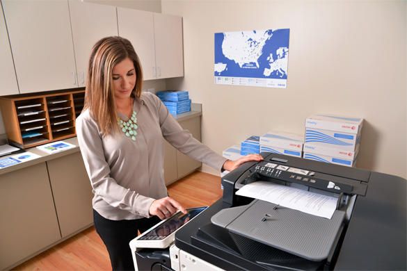 Domtar Corporate Printer