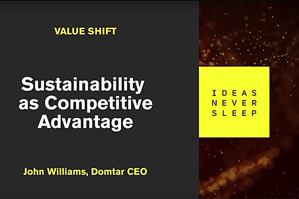Video John Williams Ideas Never Sleep