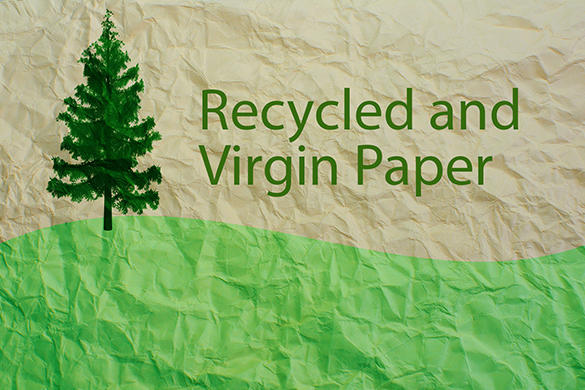 Certified Virgin Paper Plays an Important Role