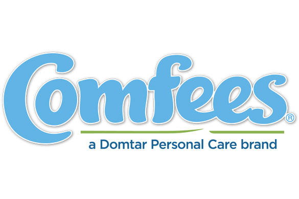 Comfees Domtar Personal Care Brand