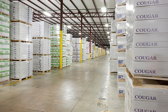 Domtar's Inventory Replenishment Network Delivers More Than Paper