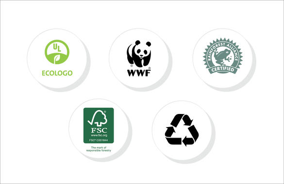 Decoding Sustainability Logos