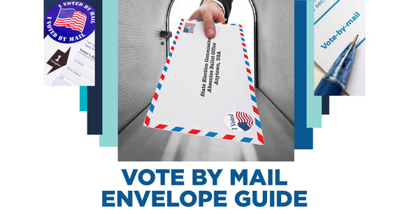 Vote by Mail Envelope Guide