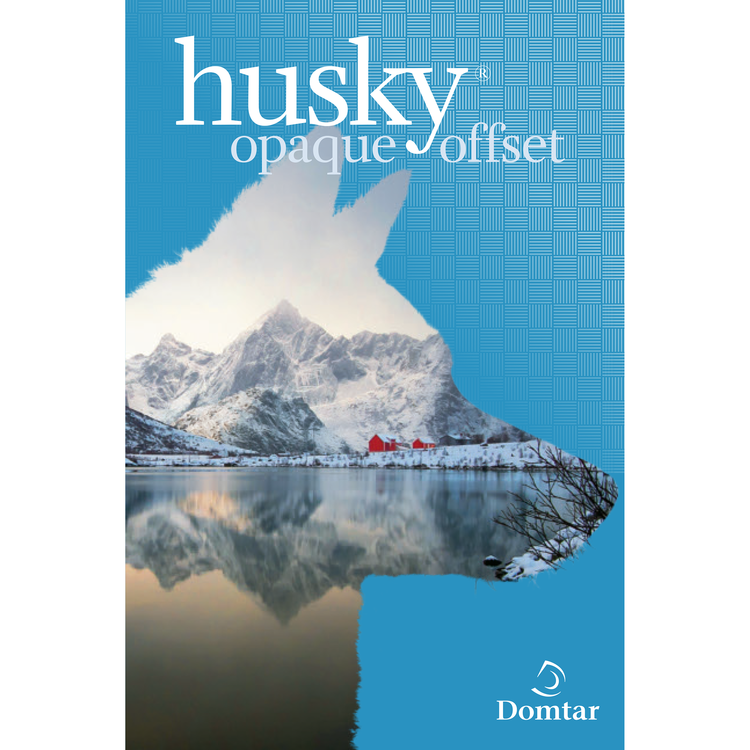 Husky Opaque Offset Swatchbook Cover