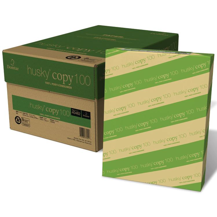 Husky® Copy100 Recycled Office Paper Product Image
