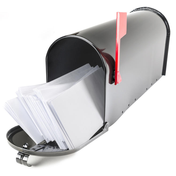 Domtar White Wove Envelope Product Image