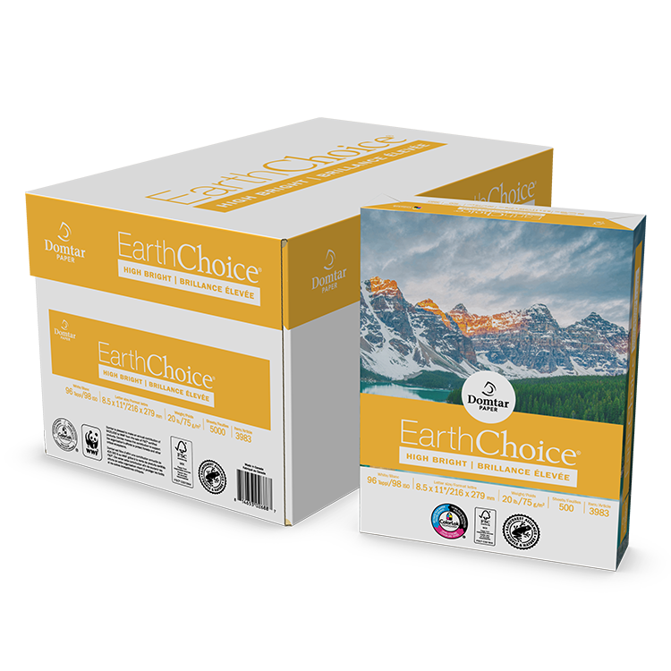 EarthChoice High Bright Office Paper Product Thumbnail EN